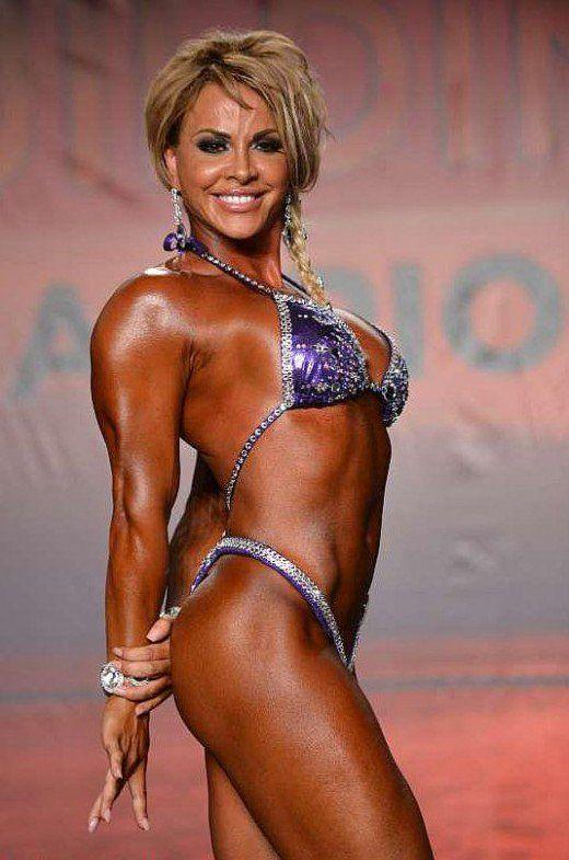Ava Cowan - fitness women