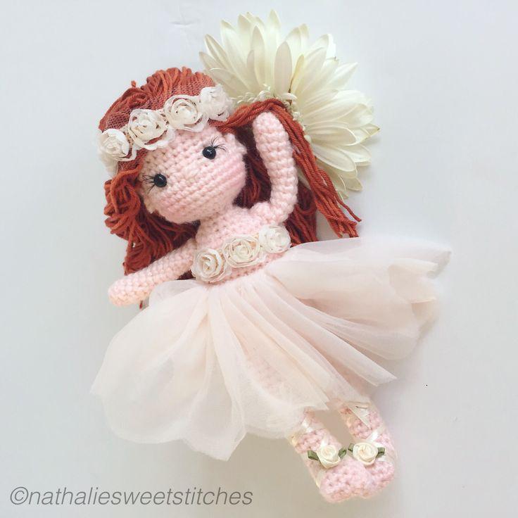 Amigurumi Flower Doll : 1364 best images about Amigurumi crochet dolls on ...