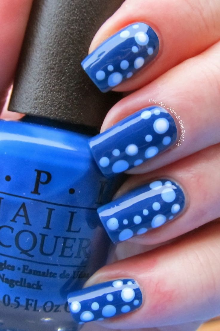 It's all about the polish: OPI - Keeping Suzi at Bay Dotticure