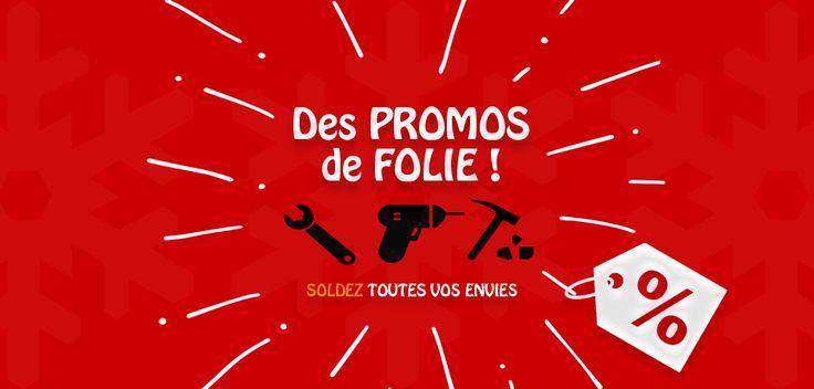 #soldes #soldes2017 #promotions #prix #remise #réduction #LFDB #lesfournituresdubatiment #travaux #bricolage #habitat #bâtiment #maison #électricité #quincaillerie #protection #outillage #éclairage #plomberie #serrurerie