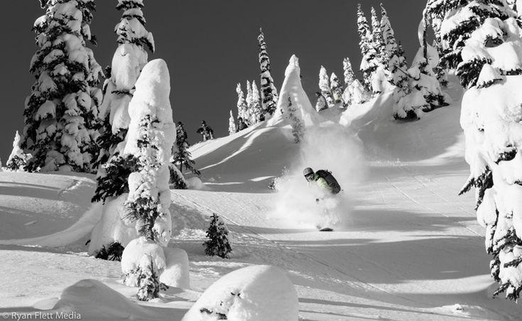 Te descubrimos Baldface Lodge, un paraíso del Freeride en la Columbia Británica | Lugares de Nieve  Foto Ryan Flett Media