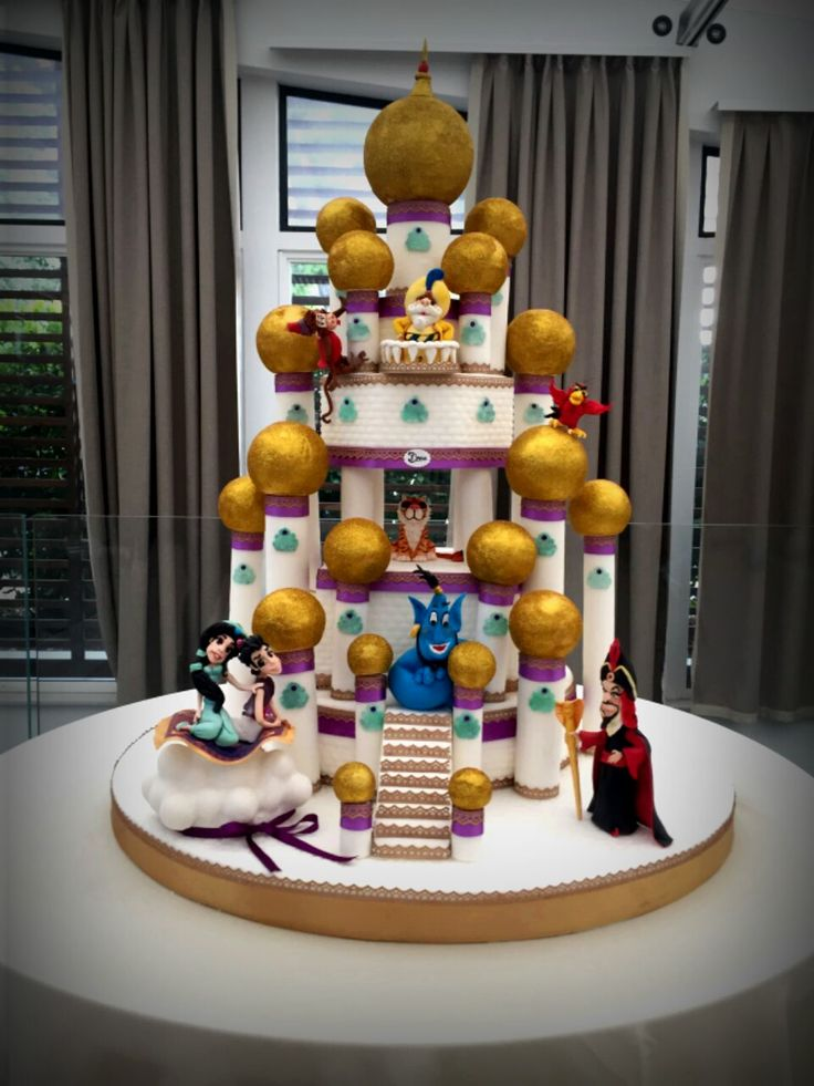 Cake Design Bari : Aladdin & Jasmine Pasticceria Dece via Calefati 93 Bari ...