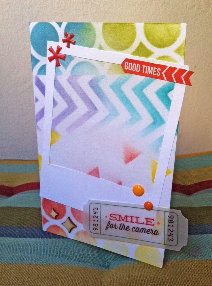 Amiche di Scrap: sfida Card #9 - Paola