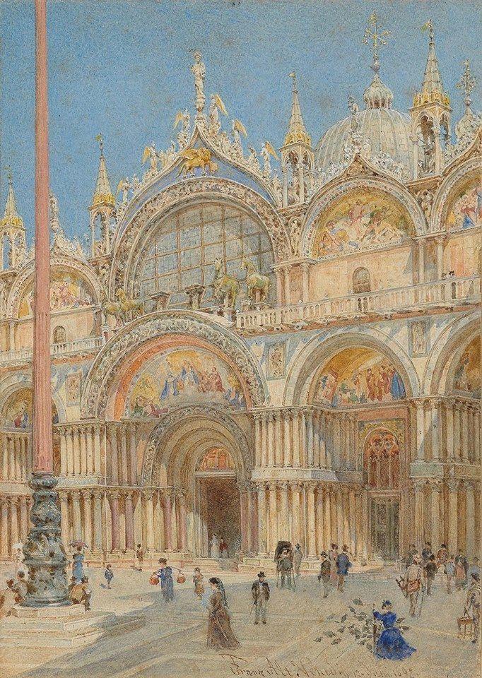 276 best 23 images on pinterest en vogue classic fashion and franz alt early 19th century porta della carta palais des doges venise publicscrutiny Image collections