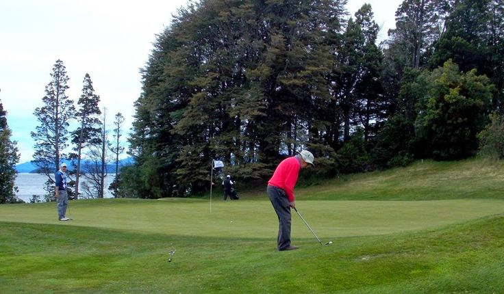 """Torneo de #Golf """"Cruce de los Andes"""""""