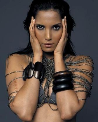 Padma Lakshmi, you are a delight.