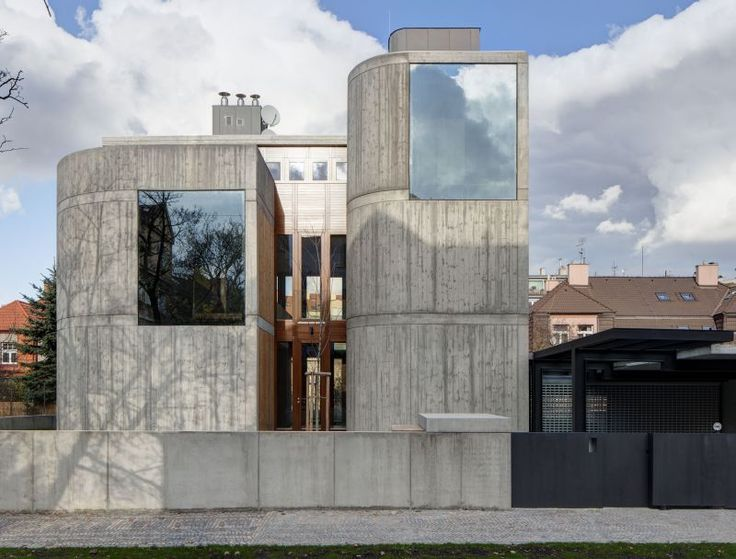house  PROCHÁZKOVA AP Atelier  Josef Pleskot prag
