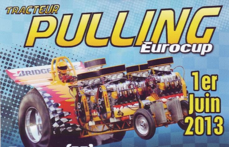 Tracteur Pulling 2013 à Bernay...