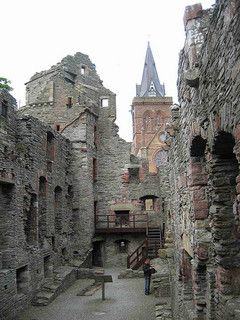 Kirkwall, Orkney, Scotland.
