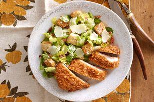 Chicken Caesar Pleaser recipe