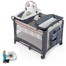 Ingenuity Smart and Simple Playard - Ashton