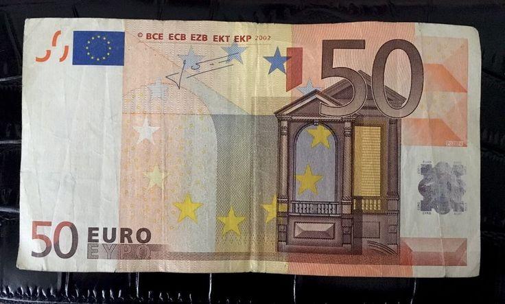 50 Euro Schein Sammler Seriennummer 3333    eBay