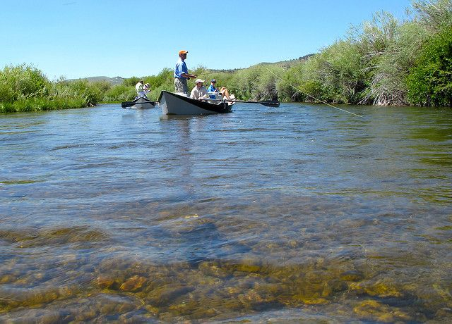 Beaverhead river montana fishing international fly for International fly fishing film festival