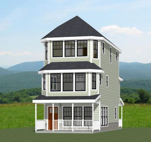 889 best images about homes cabins and castles on for 16x30 house plans