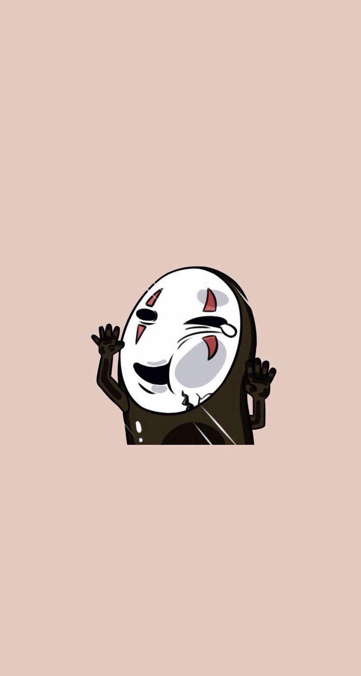 No face