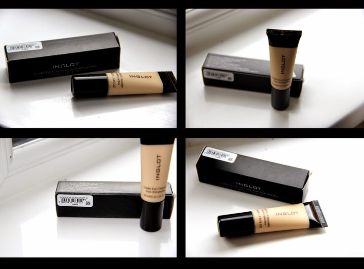 MichelaIsMyName: Inglot Under Eye Concealer | Review