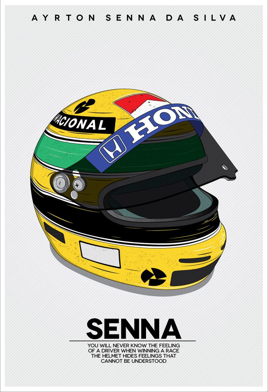 Senna Helmet