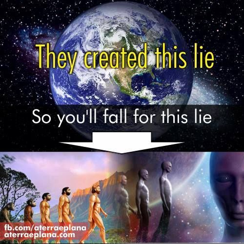 """the earth was flat evolution of The conspiracy theory-laden social media onslaught unleashed by rapper bob  got us thinking about another famous """"the earth is flat."""