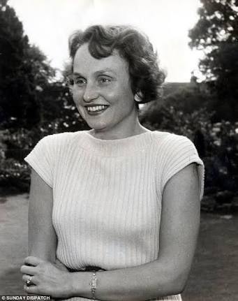 Ysanne Churchman, voice of Marla and Cassie for 12 of the later episodes.
