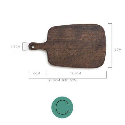 One-Of-A-Kind Black Walnut Cutting Boards