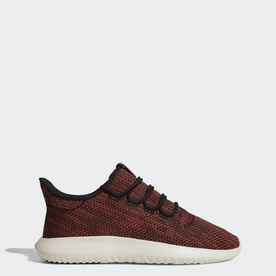 A revolutionary design gets an urban edge. This adventure-worthy interpretation of the '90s-inspired Tubular shoes features a mixed canvas and leather upper. These men's shoes have a burrito tongue and wrap closure to ensure a snug, comfy fit. A modern, geometric pattern has been added to the tire-inspired outsole.