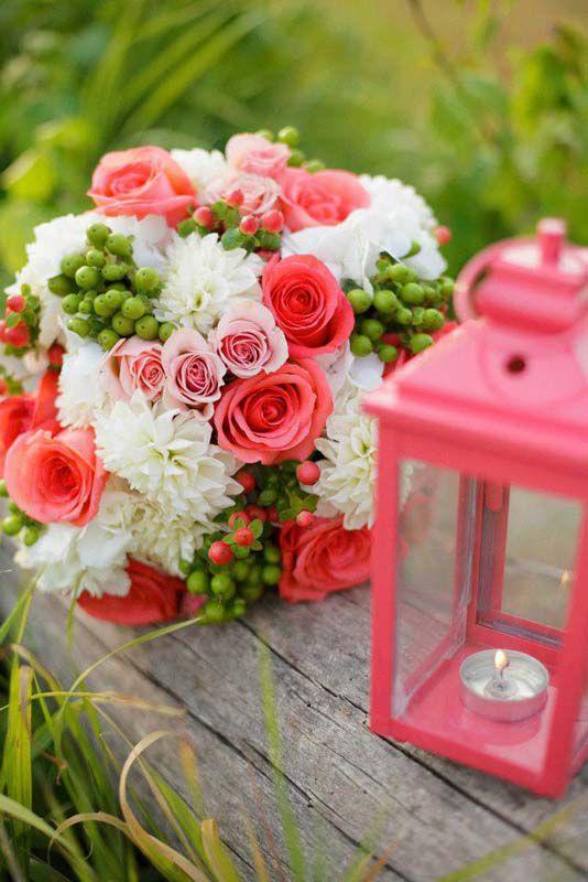 Buchet romantic de la Floraria Lavanda Cluj-Napoca