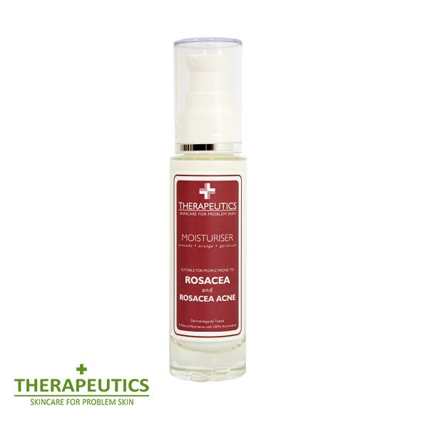 Natural Elements - Rosacea Moisturiser for people prone to Rosacea