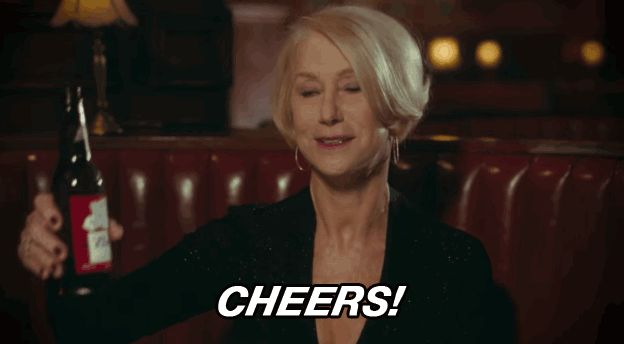 New trending GIF on Giphy. beer cheers helen mirren super bowl commercials 2016 budweiser. Follow Me CooliPhone6Case on Twitter Facebook Google Instagram LinkedIn Blogger Tumblr Youtube