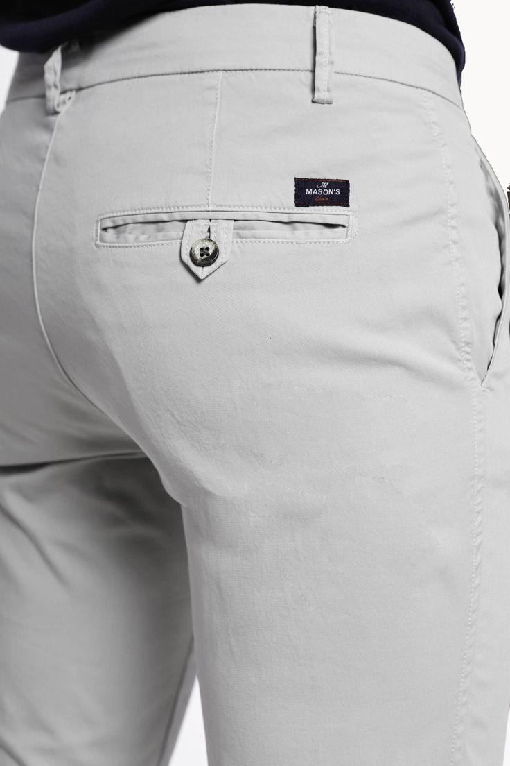 Mason's Man Chino Pants model Milano - Masons