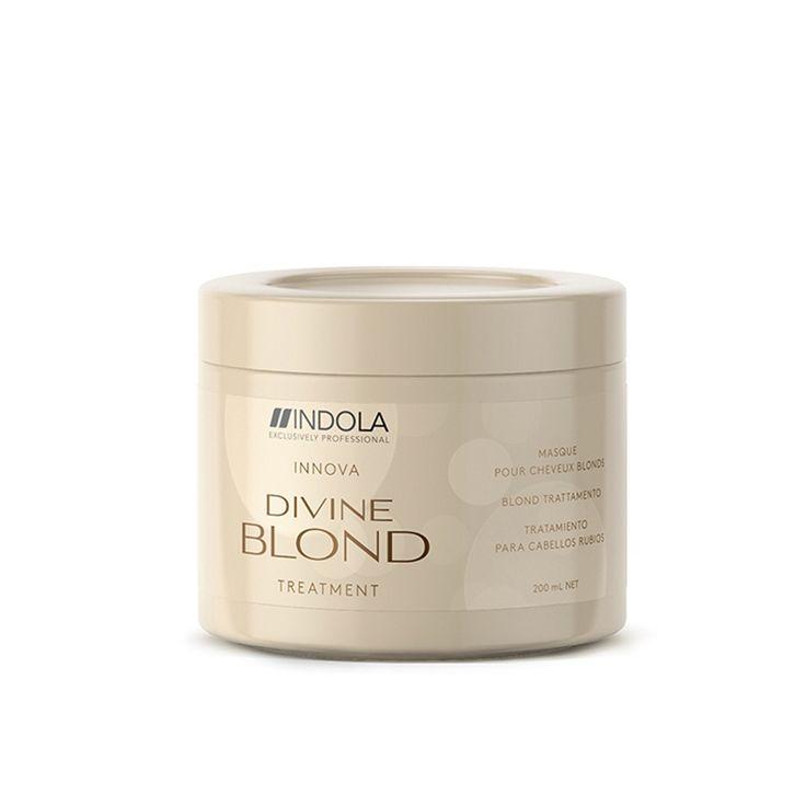Indola Innova Devine Blond Treatment 200ml.
