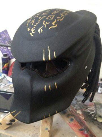 Best Helmets Images On Pinterest Predator Helmet Predator