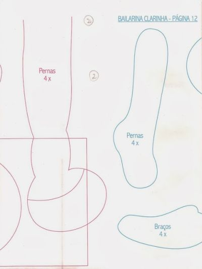 Como-Fazer-Bailarina-de-Pano-31.jpg (400×533)