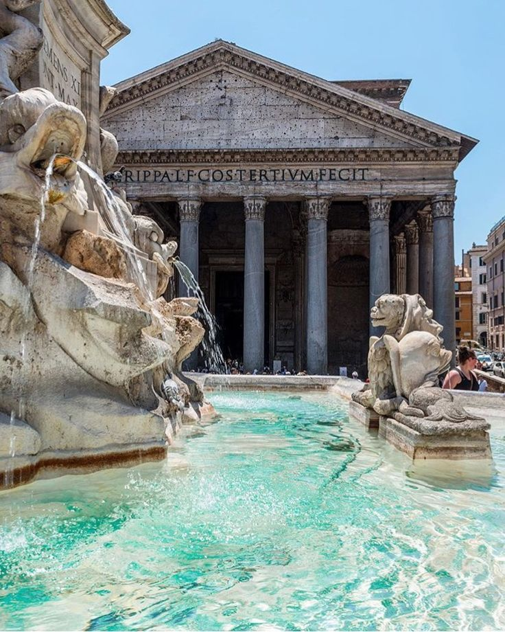 Phanteon, Roma, Itália