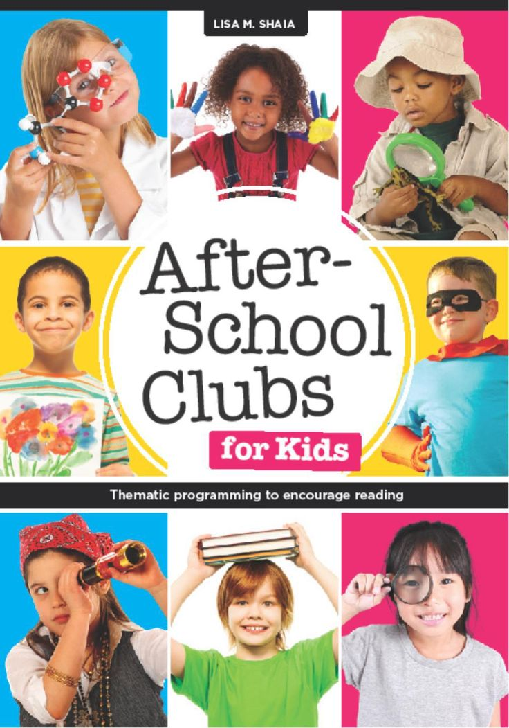rethinking book clubs for the school age thrive after three - Kids School Pics
