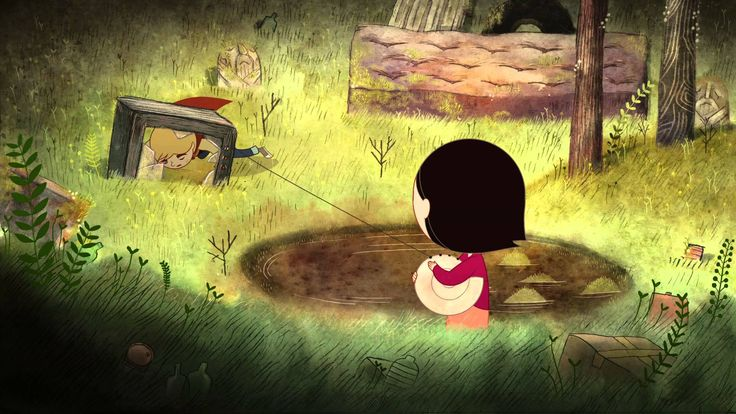 Song of the Sea - new official trailer