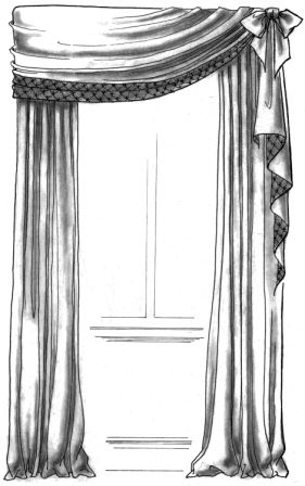 Drapery Is Like Jewelry For A Room besides Valance Ideas as well blindsparts furthermore Bath Medicine Cabi s Mirrors also Drapery heading. on pleated window valance