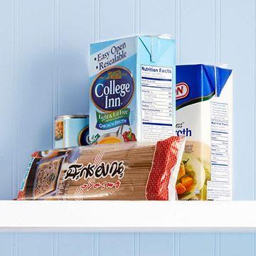 Pantry Raid: 11 Healthy Food Swaps
