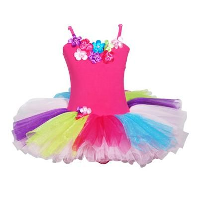 Carnival Rainbow Dress $ https://www.stagezone.com.au/pink-poppy-products.html?limit=18&p=4  #children #kids #fun #jewellery #accessories #dressup #colourful #costume #party #butterfly #flower