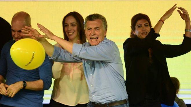 """Para la BBC, Mauricio Macri obtiene enorme victoria y podrá impulsar su proyecto de """"cambiar a Argentina para siempre"""""""
