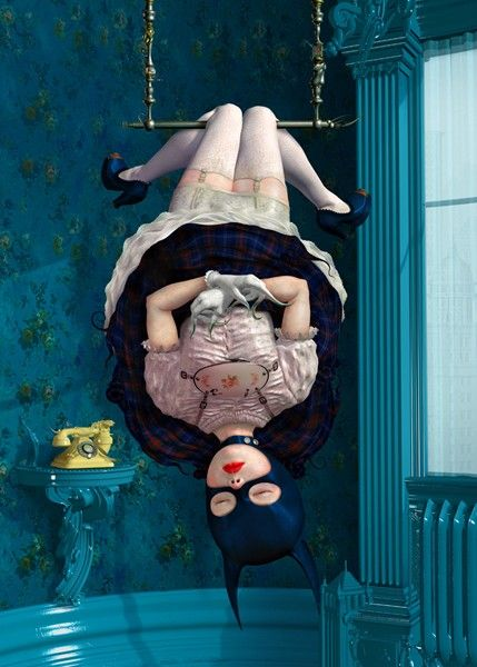 Digital Art Masterpieces - Ray Caesar (15 pieces) - My Modern Met:
