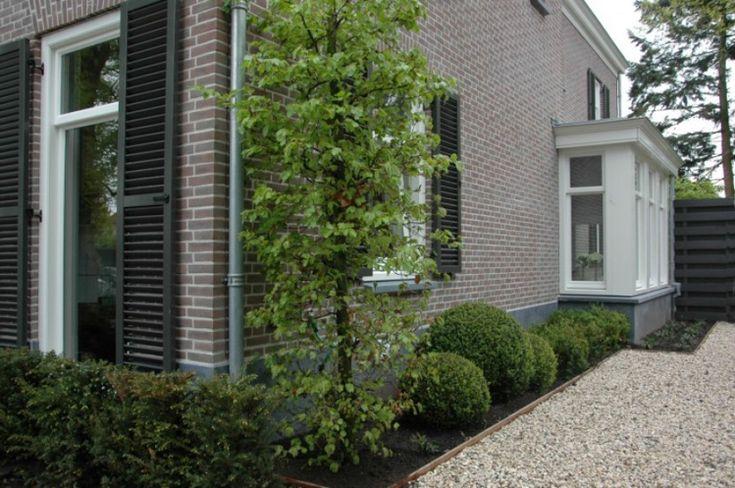 25 beste idee n over kiezel tuin op pinterest rotstuinontwerp vetplantentuin en rotstuin - Tuin grind decoratief ...