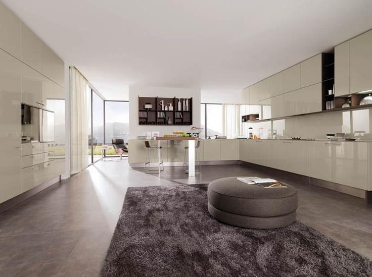 Modern Kitchen And Living Room 21 best eldhus images on pinterest | modern kitchens, italian