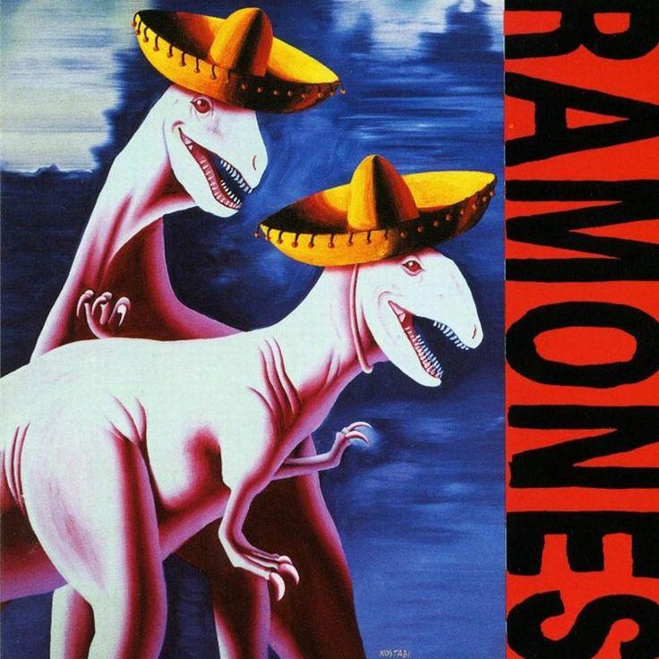 Ramones - Adios Amigos on 180g Import Colored LP