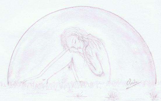 Depresión, la burbuja que te aisla del mundo