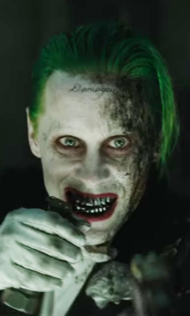 This Suicide Squad Theory Means Jared Leto's Joker Is About to Be Completely Bonkers