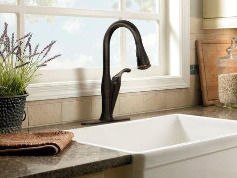 Best Moen Images On Pinterest Bathroom Ideas Kitchen Ideas - Moen icon bathroom faucet for bathroom decor ideas