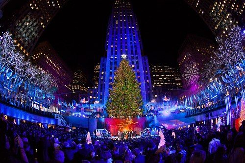 rockefeller center christmas tree |