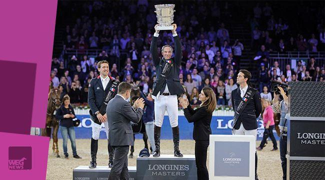 Longines BNP Paribas Masters w Paryżu okazał świętem gospodarzy.