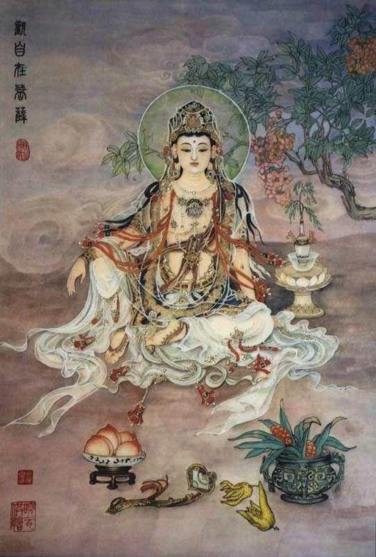 .: Guanyin, Quan Yin, Goddesses, Kwan Yin, Guan Yin, Quanyin, Kuan Yin, Photo, The World