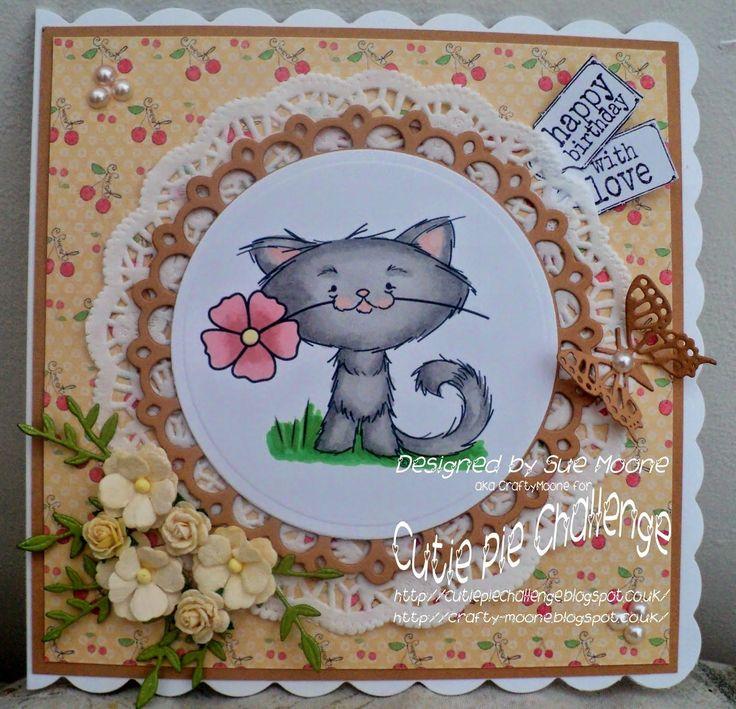Sue's Handmade Cards: Use a Digi......
